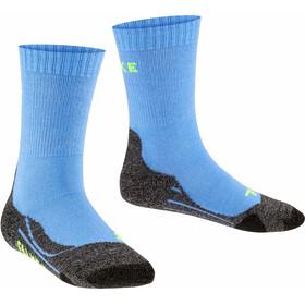 Falke TK2 Trekking Socks Kids blue note